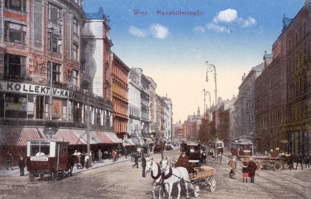 Wien Mariahilferstrasse